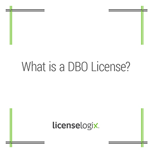 What is a DBO license