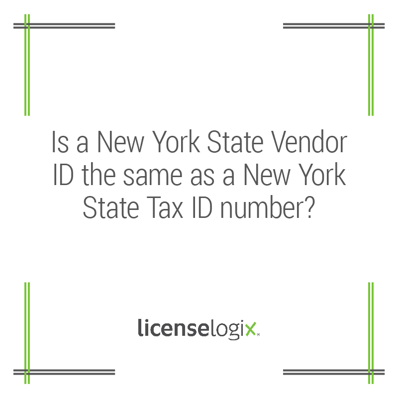 new york state tax id number