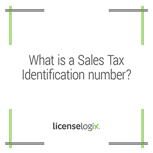 What is a sales tax identification number