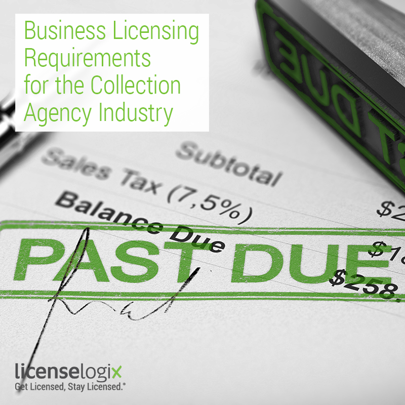 Collection Agency Licensing