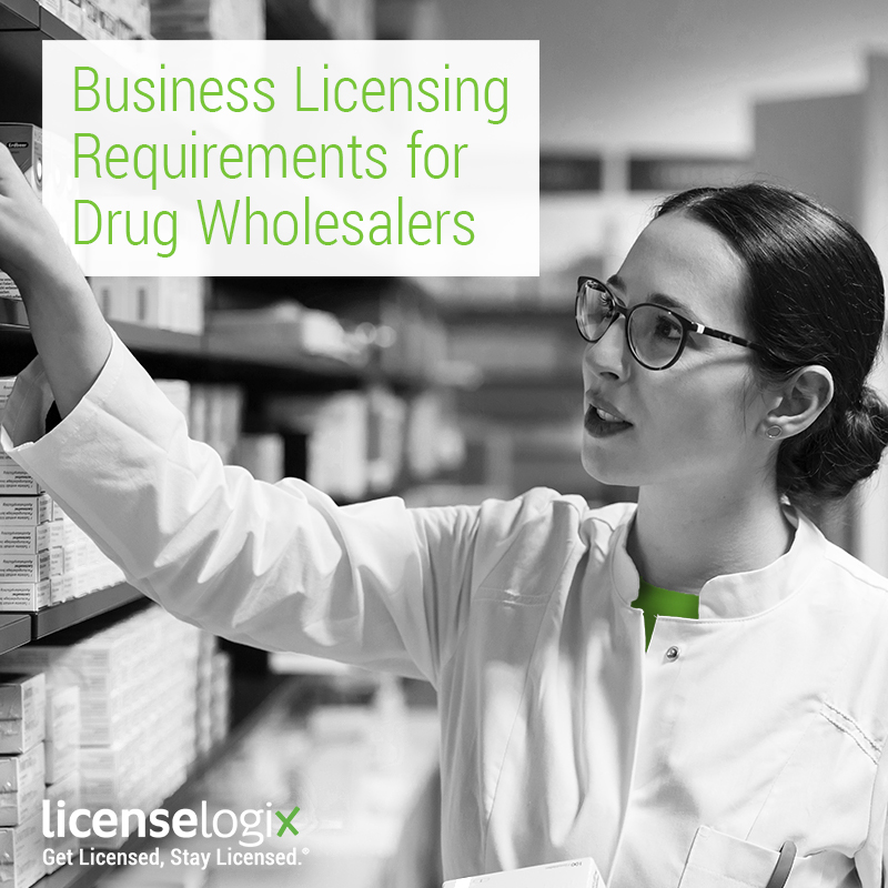 Wholesale Drug Distributor Licensing