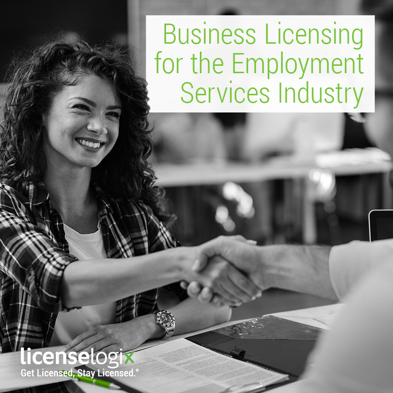 Employment and Staffing Agency Licenses