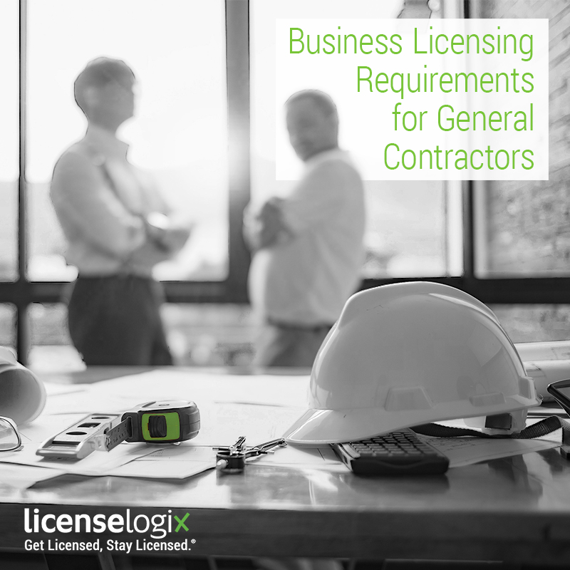Construction and Contractor Licensing Laws