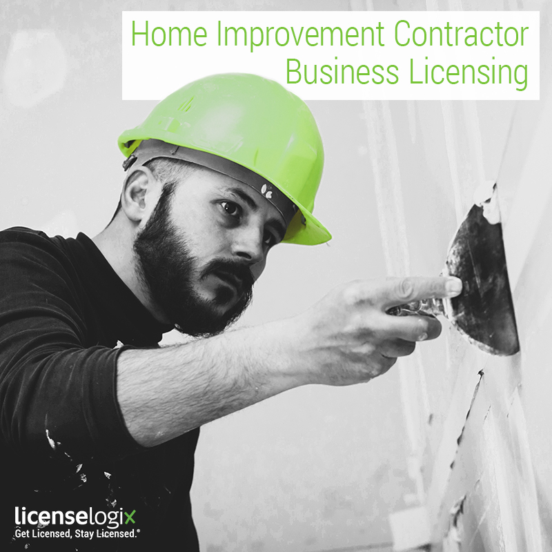 Home Improvement Contractor Licensing