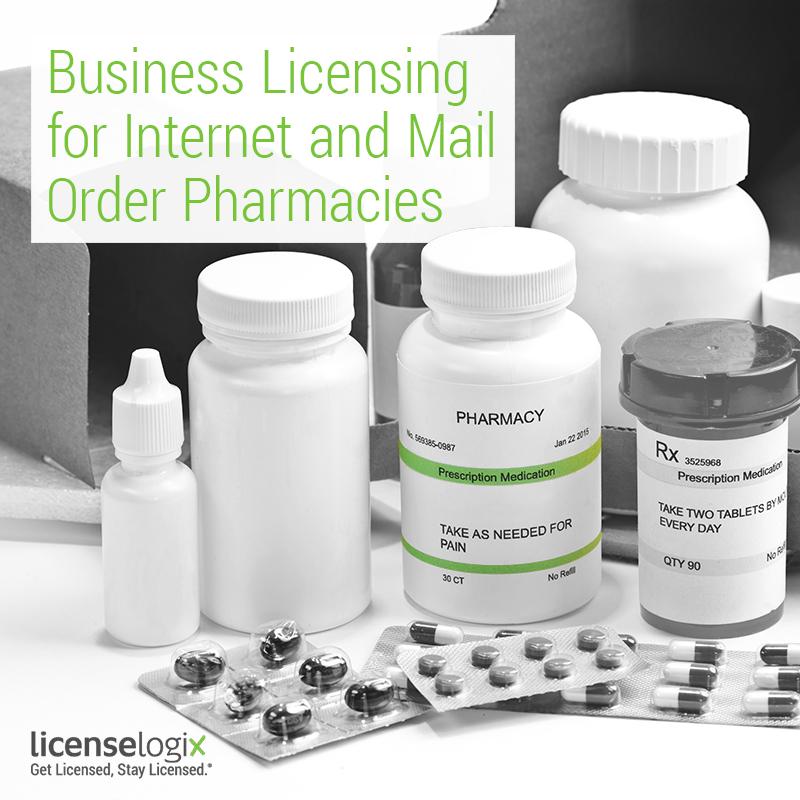 Internet and Mail-Order Pharmacy License