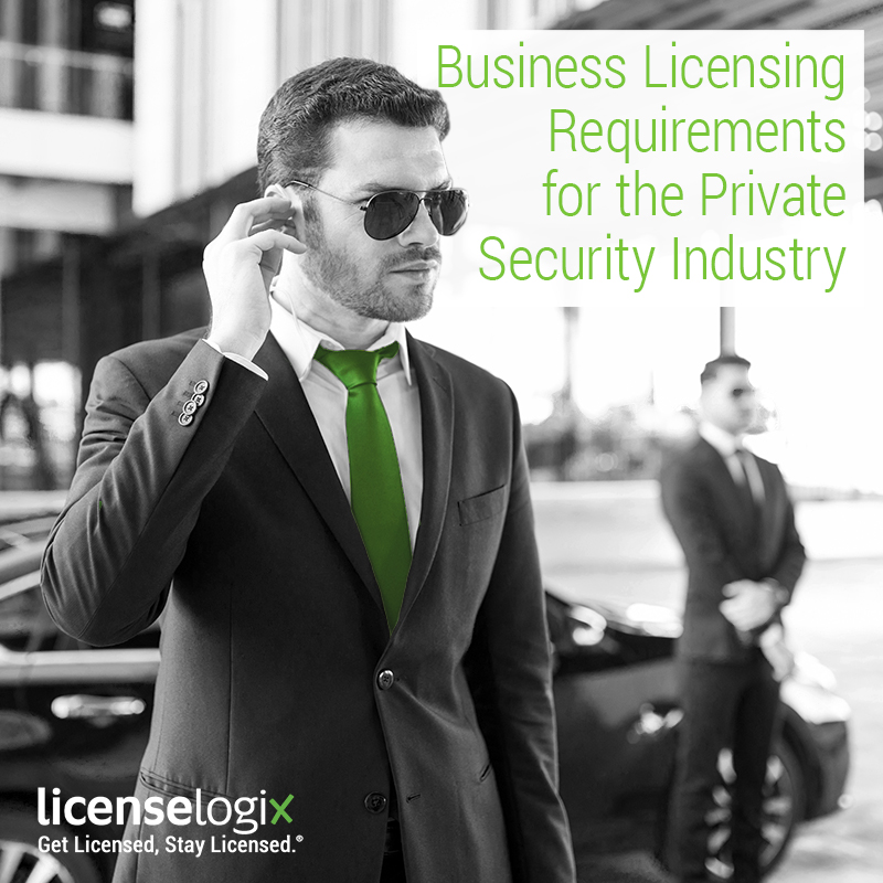 Private Security Licensing