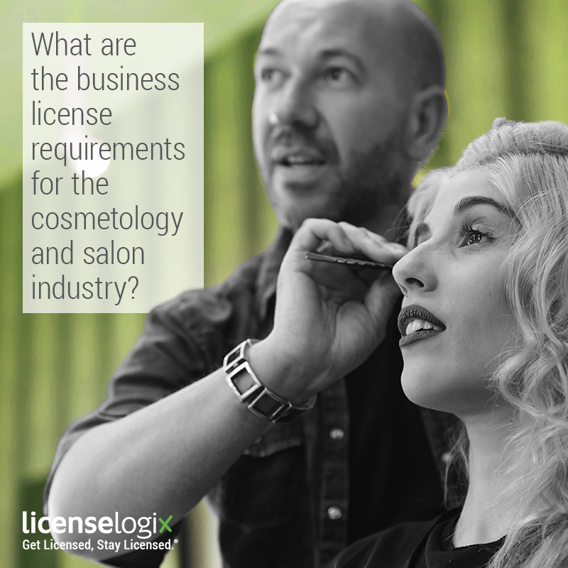 Cosmetology and Cosmetic Industry Licensing