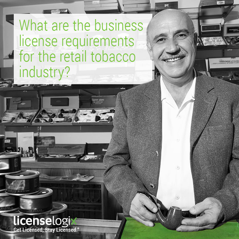 Tobacco Licensing: Retail and Wholesale